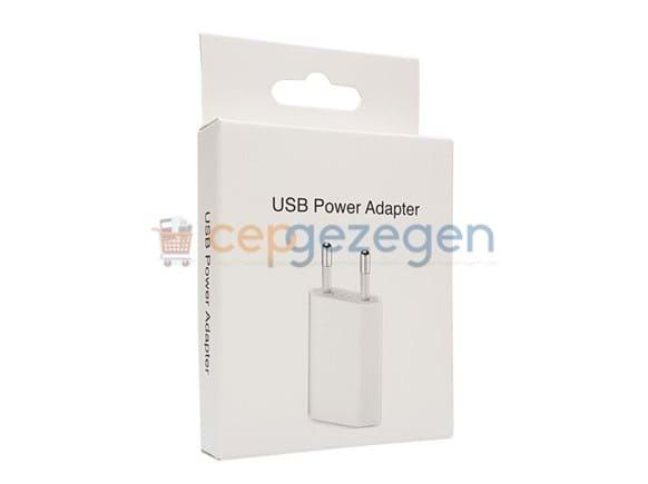 Needion - USB Power Şarj Adaptörü – 5W/1A