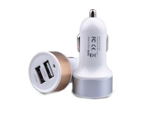 Needion - Araç Çakmaklık Telefon Şarjı Çift USB 5V 3.1A