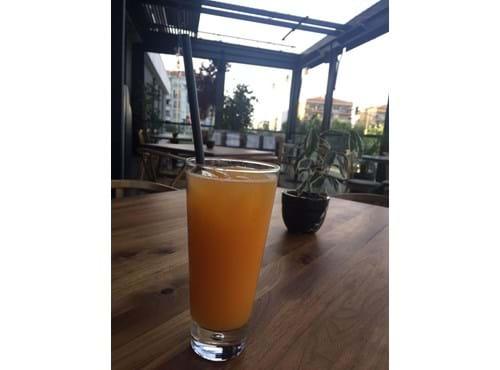 Needion - Taze Sıkılmış Portakal Suyu