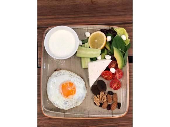 Needion - Labada Sağlıklı Kahvaltı Tabağı