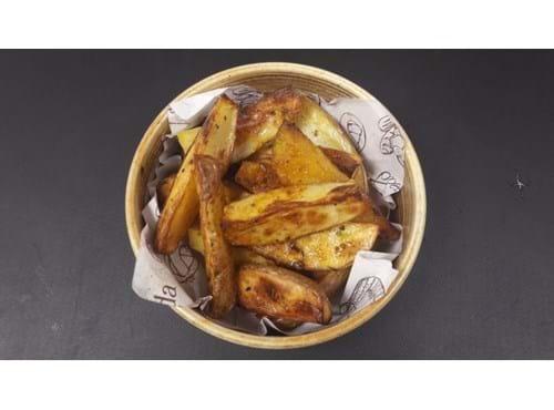 Needion - Labada Gurme Yapımı Baharatlı Fırın Patates