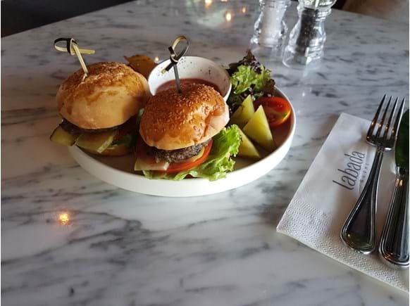 Needion - Mini Chef Burger