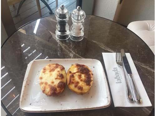 Needion - Peynirli Fırın Çanak Patates