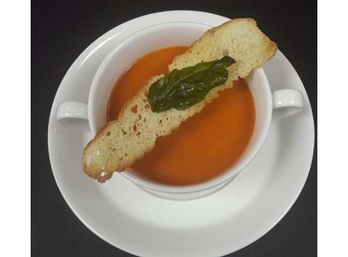 Needion - Közlenmiş Kale biber çorbası