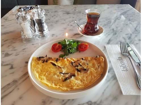 Needion - Mantarlı omlet