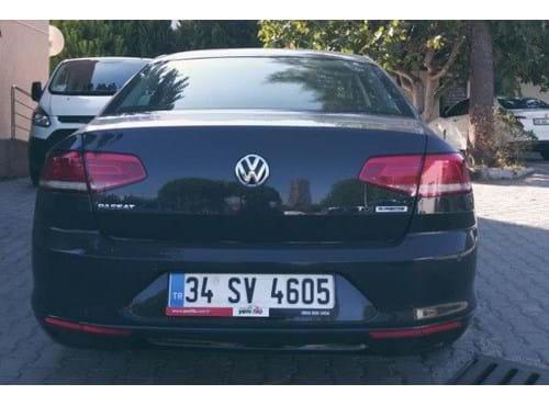 Needion - VW Passat 1.6 Dizel Oto. Trendline 2017