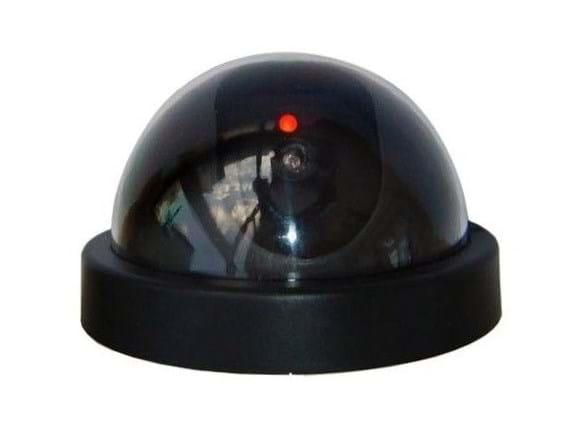 Needion - Hareket Sensörlü Caydırıcı Dome Güvenlik Kamerası
