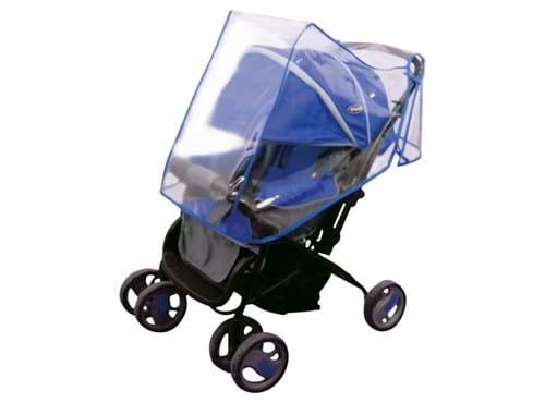 Needion - Bebek Arabası Yağmurluğu - Mavi