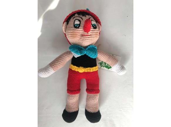 Needion - Amigurumi Pinokyo Örgü
