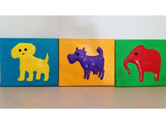 Needion - köpek,inek,fil tablosu