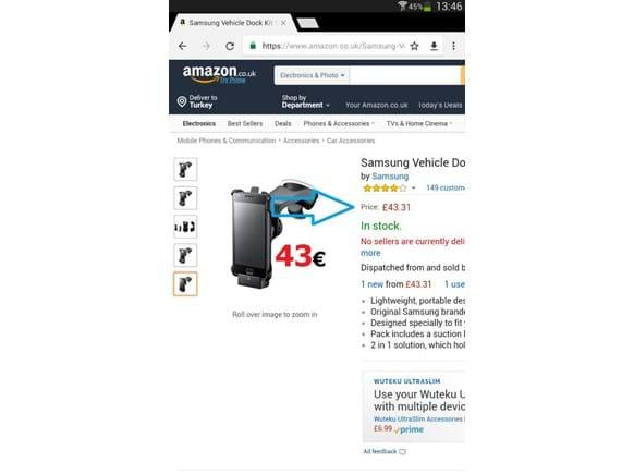 Needion - Samsung S2 Dock Kit