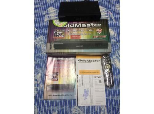 Needion - GoldMaster Uydu Alıcısı