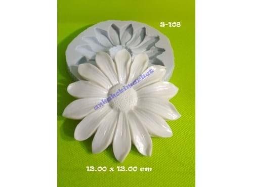 Needion - Kasımpatı Çiçeği Silikon Kalıp